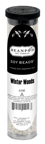 beanpod winter woods - Google Search
