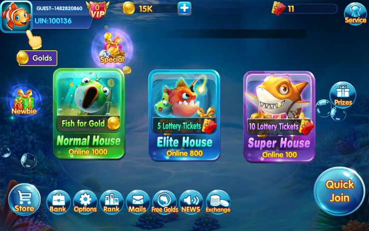 Download Crazy Fish Prodigy Arena di Google Play