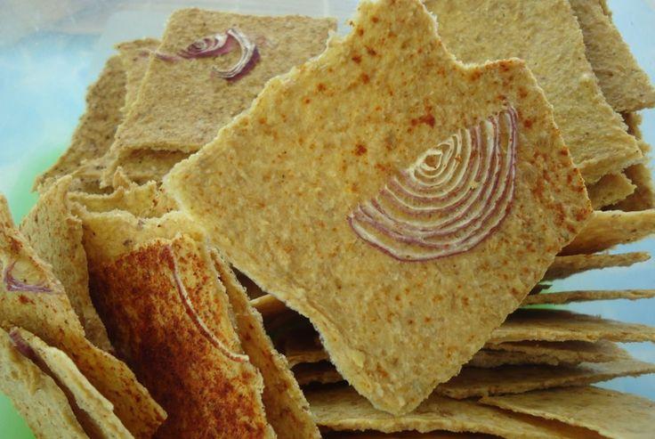 crackers oignon /paprika