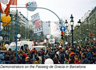 Spain: more than 2 million march in Barcelona and Madrid - World Socialist Web Site