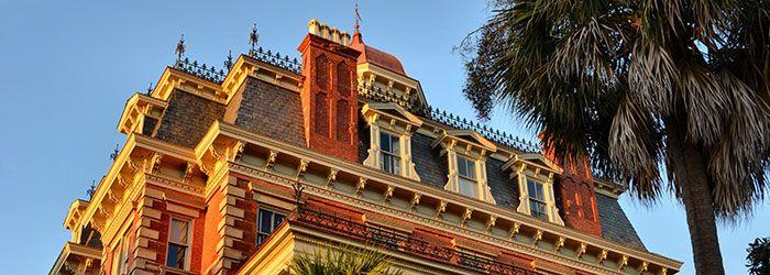 World's Best Hotels US | Travel + Leisure : Wentworth Mansion, #1 U.S. Small City Hotel