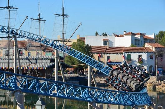 Port Aventura, Salou, Spain