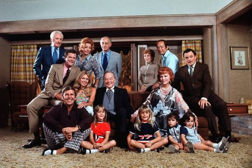 cast extras on bewitched show   Bewitched Cast