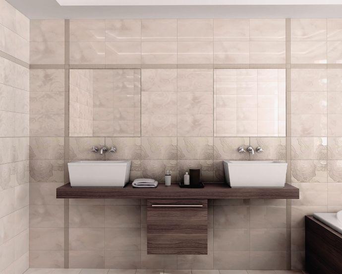 Плитка для стен под мрамор, золото, текстиль plitka.kiev.ua #plitkakievua #tile #interior #плитка #ванна #BathroomDesign #OpocznoKaroo