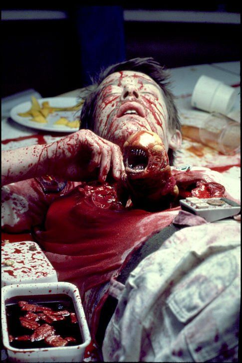 Still of John Hurt in Alien