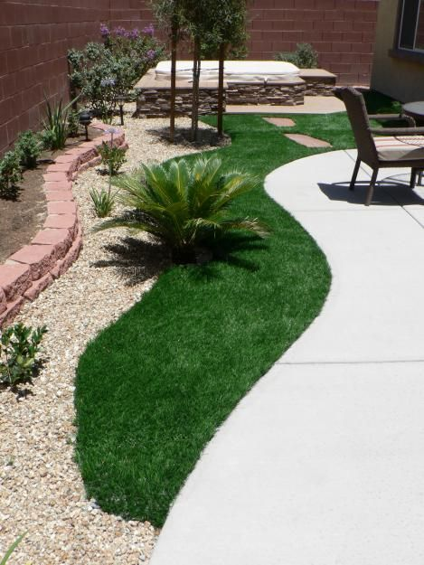 #Artificial Landscaping Grass