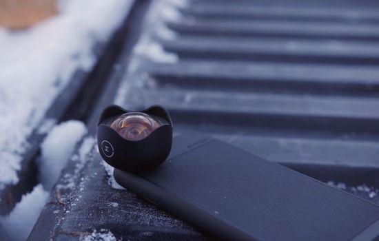 Moment maakt iPhone 7 hoesje met groothoeklens