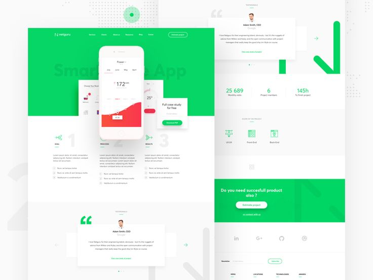 Netguru's new website with the company's new corporate identity. A joint work of Netguru and Hopa Studio. Thanks a lot guys! Like the new CI?  Visit our website!  Check out HomePage on Dribbble  --...