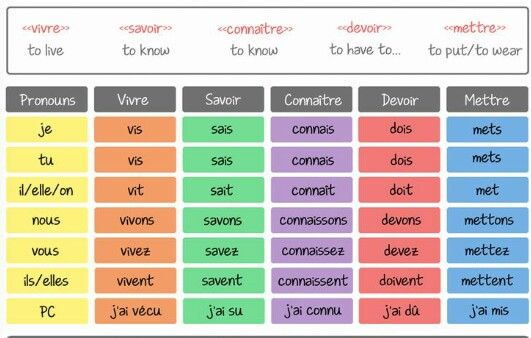 Need help with French past tense?