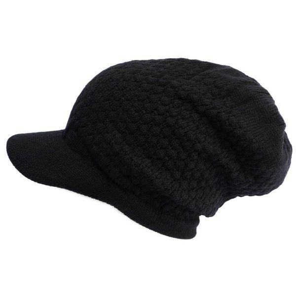 Bonnet Casquette Rasta Dread Noir Janice Nyls Création #bonnet #mode #bonplan #streetwear #soldes2016 sur votre #startup Hatshowroom.com