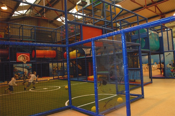Yellow Sub Childrens Indoor Playcentre