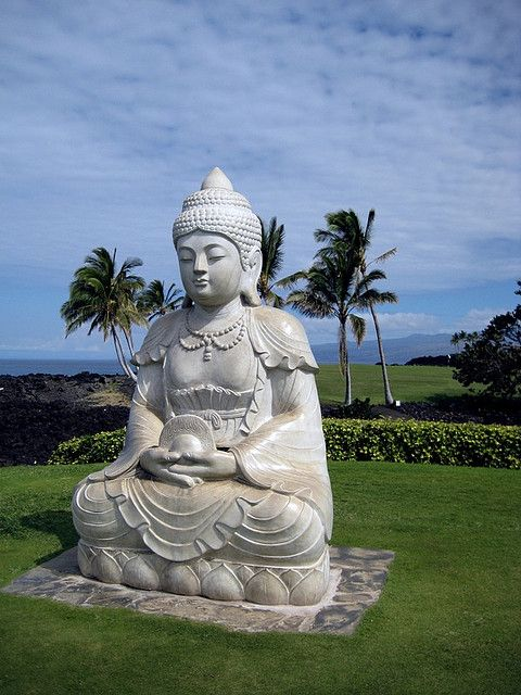 Buddha Point Waikoloa Hawaii Buddha Pinterest