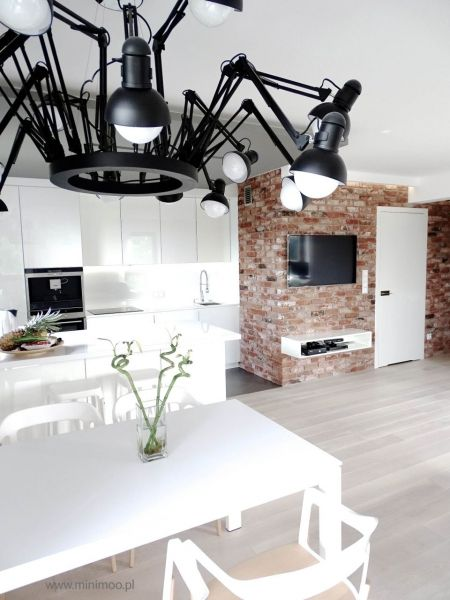 apartament dla dwojga, projekt: MINIMOO
