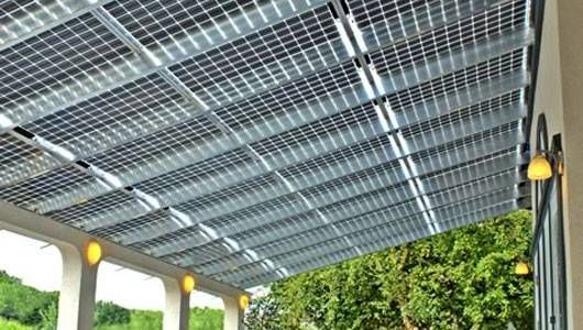 Amazing New Solar Installation Trilogyatthevineyards With Battery Backup Five Different Roof Faces With Solar Installation Solar Projects Roof Solar Panel