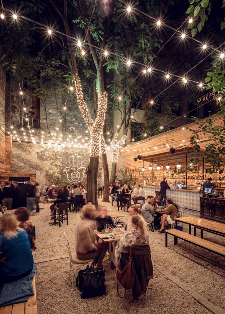 70+ Superb Outdoor Restaurant Patio For Fantastic Dinner
