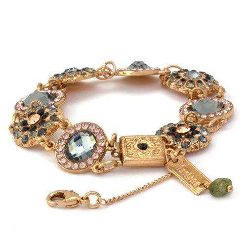 Mariana Black Velvet Bracelet