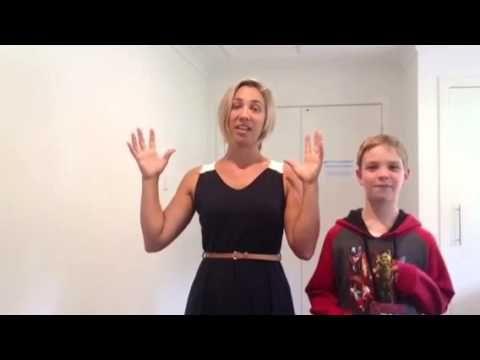 The best Moro reflex integration exercise - YouTube