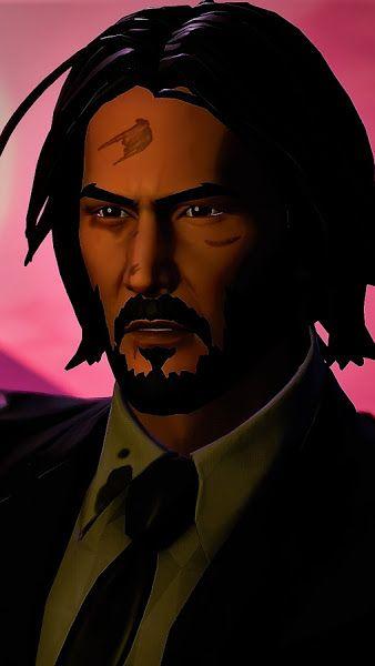 Fortnite John Wick 4k 3840x2160 Wallpaper John Wick Male Portrait John Wick Movie