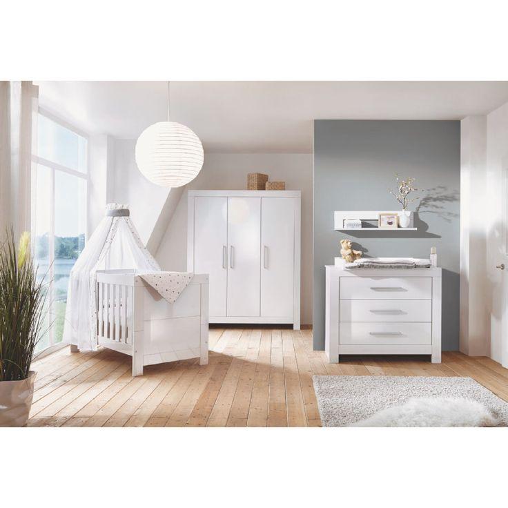 Schardt Kinderzimmer Nordic Hochglanz 3-türig bei babymarkt.de - Ab 20 € versandkostenfrei ✓ Schnelle Lieferung ✓ Jetzt bequem online kaufen!