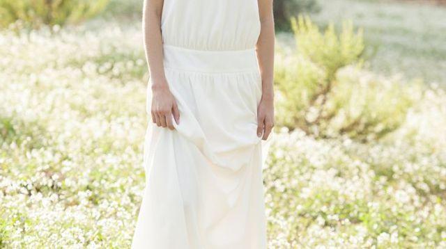 EN IMAGES. 30 robes de mariée à petit prix