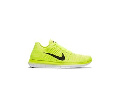 Παπούτσι για τρέξιμο Nike Free RN Flyknit για μεγάλα παιδιά (35,5-40)
