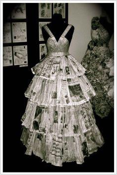 paper dress - Cerca con Google