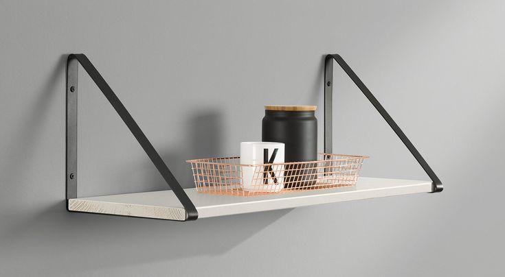 Hängeregale Aus Holz Oder Metall L Für Küche Und