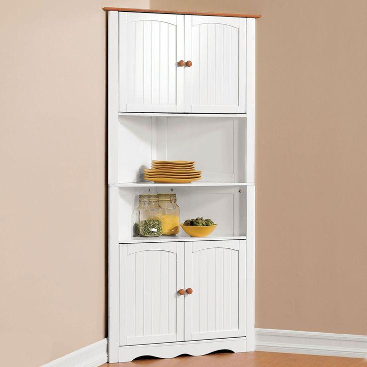 1000+ Ideas About Corner Cabinet Kitchen On Pinterest