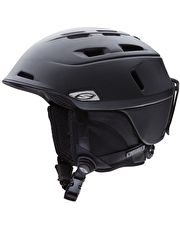 Smith Optics Camber Helmet - Matte Black Featuring one of the newest technologies to hit the helmet world, the Smith Optics Camber Helmet features an ultra-light In-Mold construction that minimizes weight and keeps your head safe from any mi http://www.MightGet.com/january-2017-13/smith-optics-camber-helmet--matte-black.asp