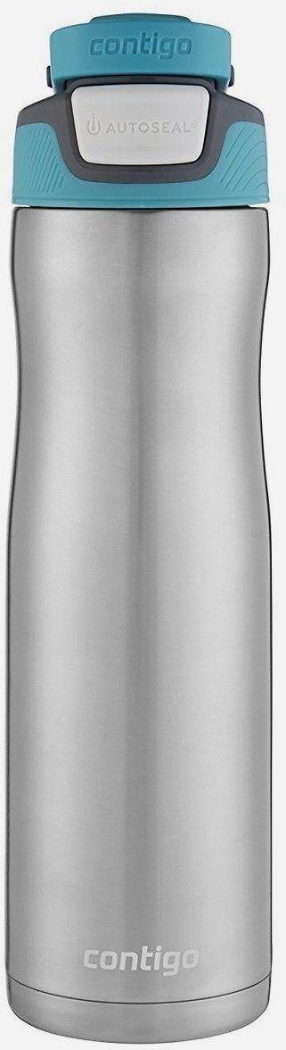 Contigo AUTOSEAL Chill Stainless Steel Water Bottle, 24 Oz, #Scuba  https://couponash.com/deal/contigo-autoseal-chill-stainless-steel-water-bottle-24-oz-scuba/161700