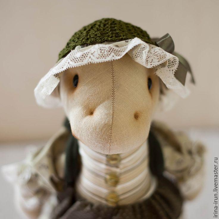 Купить Черепаха. Выкройка - черепаха, черепаха игрушка, текстильная черепаха, интерьерная игрушка, текстильная игрушка