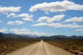Open roads of the #Klein #Karoo, #South #Africa