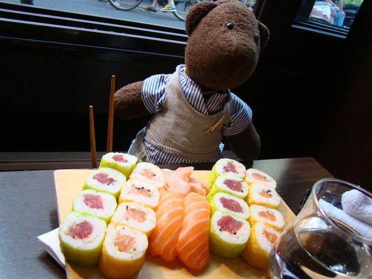 paris sushi place monge