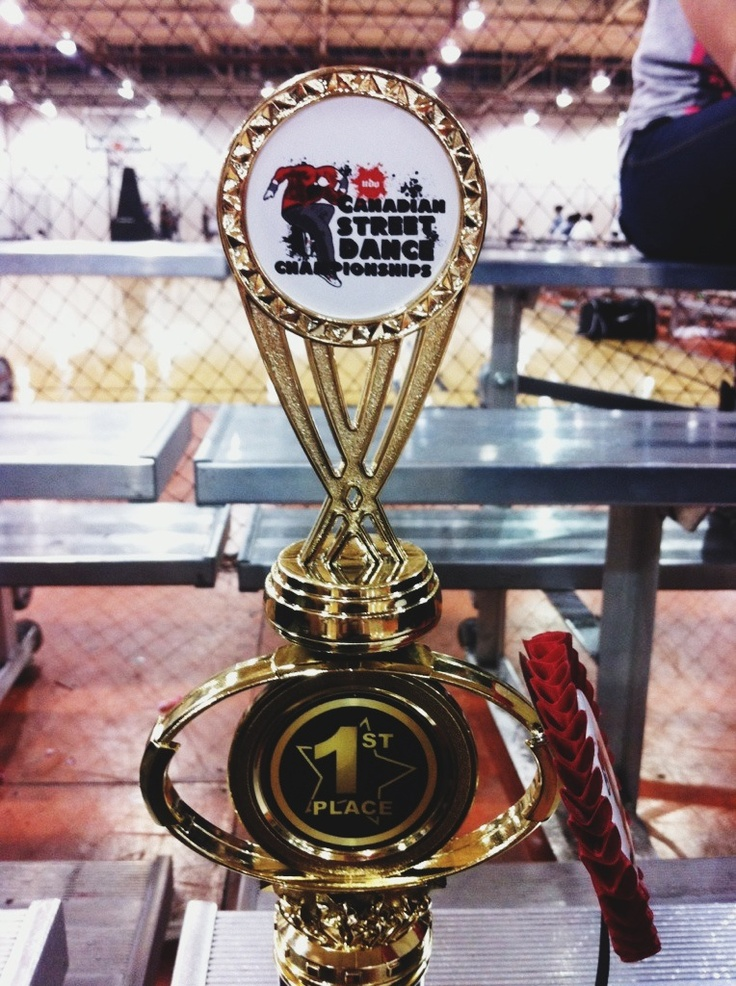 Champs @ first UDO Dance Competition in Canada. 2012.. Representing Canada to UK! #buccnflvr