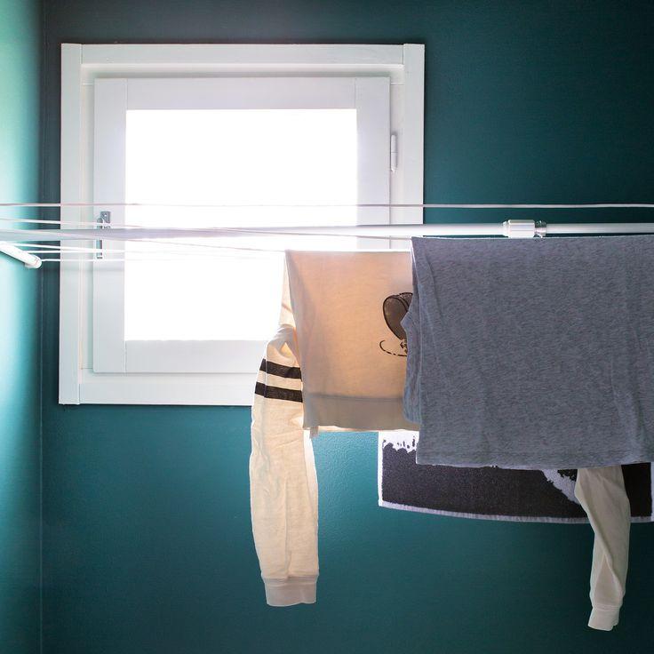 Uskalla käyttää värejä! Kylpyhuoneen ei tarvitse olla pelkkää valkoista.