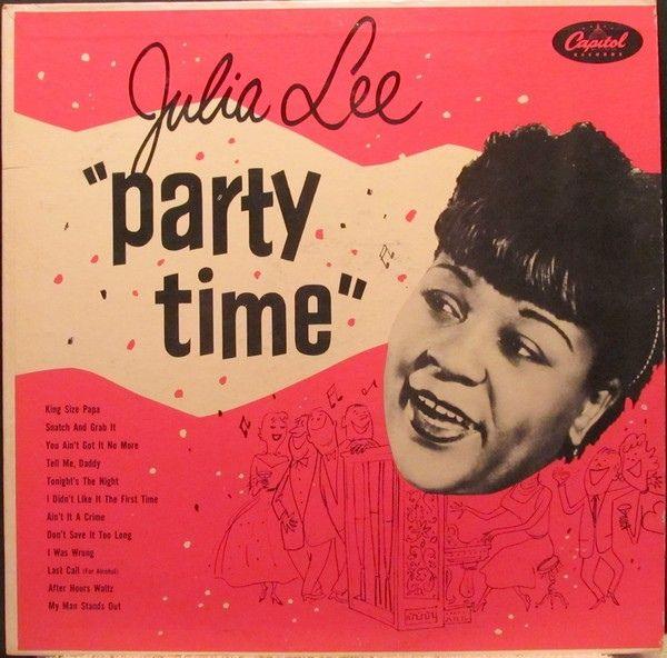 Julia Lee - Party Time (Vinyl, LP, Album) at Discogs