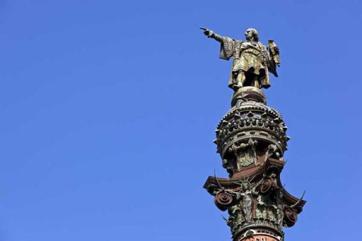 Columbus Day in the United States #banks #closed #columbus #day http://columbus.nef2.com/columbus-day-in-the-united-states-banks-closed-columbus-day/  # Columbus Day in the United States Columbus Day, which is on the second Monday of October, remembers Christopher Columbus' arrival to the Americas on October 12, 1492. This holiday is controversial because the European settlement in the Americas led to the demise of the history and culture of the indigenous peoples. Statue of Christopher…