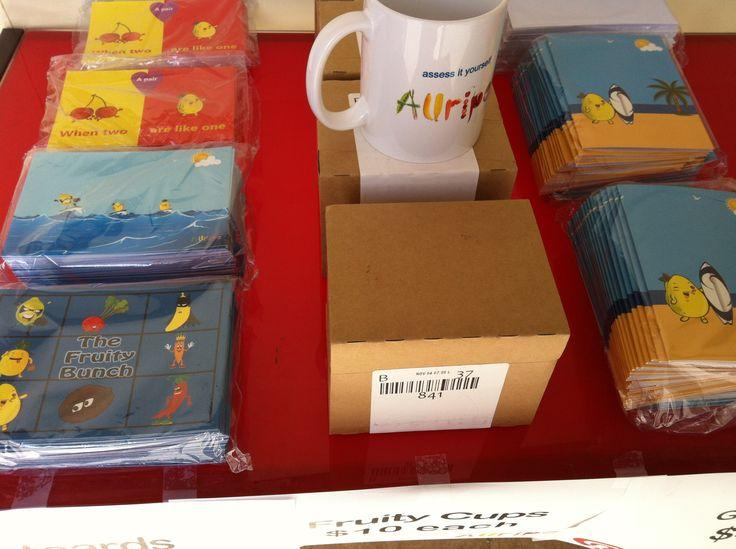 Allripe Postcard, Greeting Card & Mug Price $2 to $10