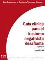 Guía clínica para o trastorno negativista desafiante ~ Orientación en Galicia