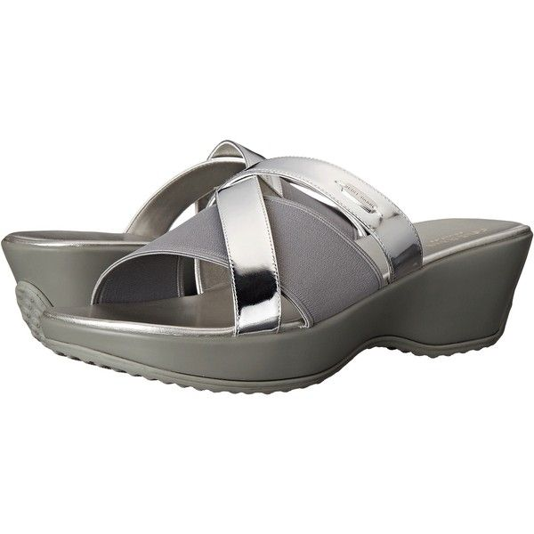 1000 Ideas About Silver Wedges On Pinterest Wedge Heels