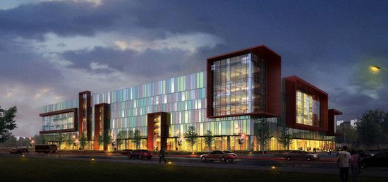 shopping mall rendering - Google Search