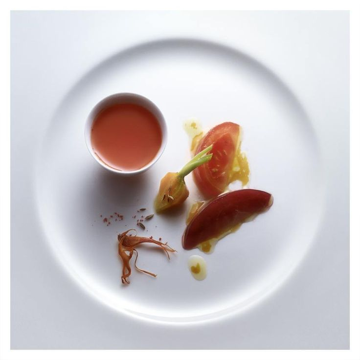 Peter Lippmann Reinvents French Cuisine With Pierre Gagnaire Using Photography | Photography Office