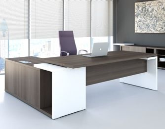 modern adjustable height desk