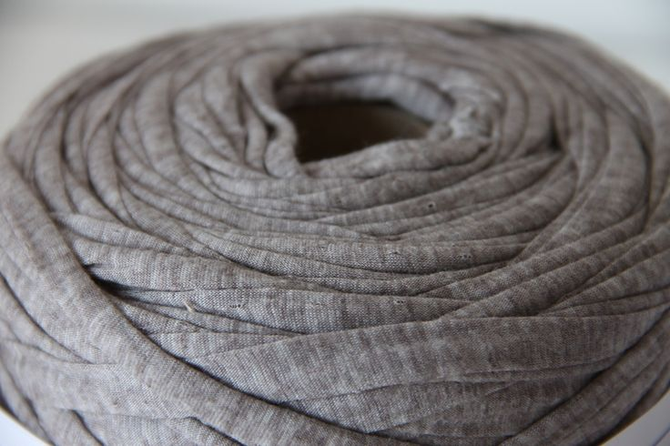 ZtringZ textieldraad Zachtbruin - € 8,00    #fabric #yarn #supplies soft brown $10.50