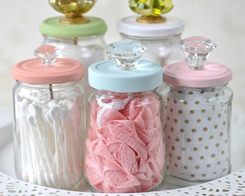 diy-crafts-upcycle-jars.jpg (500×400)