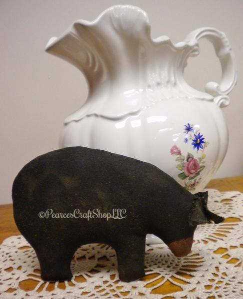 Primitive Bear handmade at Pearce's Craft Shop LLC