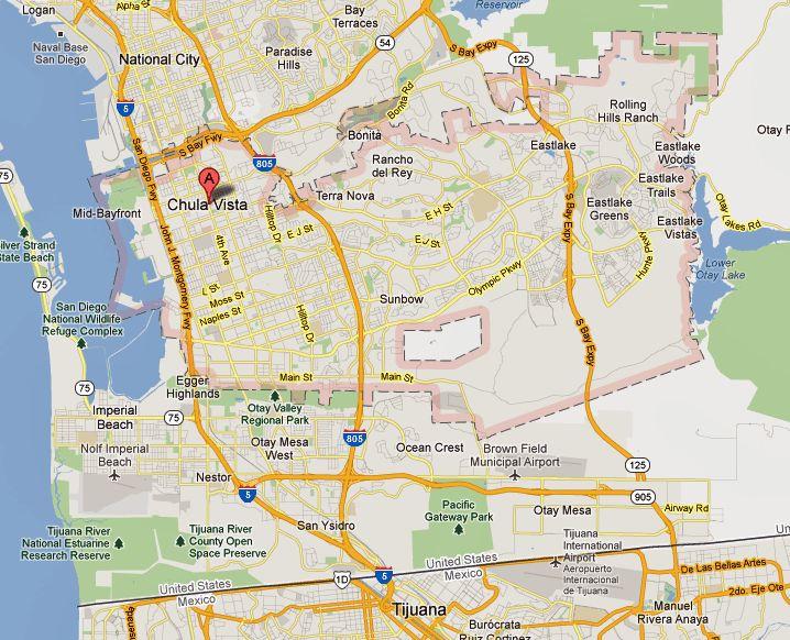 Healthy Chula Vista California Action Plan CHULA VISTA California