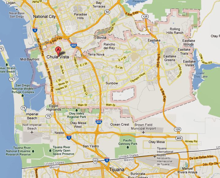 CHULA VISTA, California, U.S.A. ☖ REAL ESTATE PROPERTIES ☖ » http://FB.com/ChulaVistaRealEstateProperties