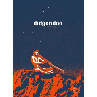 Didgeridoo.