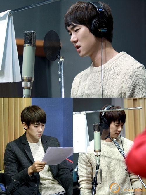 Chil Bong's Singing Skills? Yoo Yeon Seok Recording For 'Respond 1994' OST